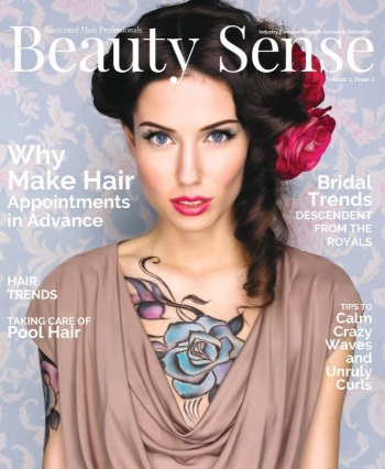 AHP Beauty Sense cover