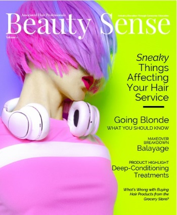 AHP Beauty Sense cover volume one