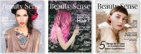 AHP Beauty Sense covers