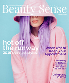 AHP Beauty Sense magazine